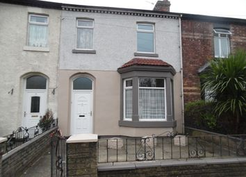 Thumbnail 4 bed terraced house to rent in Fazakerley Road, Walton, Liverpool