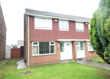 Thumbnail 3 bed terraced house for sale in Fennel Grove, Holder House, South Shields