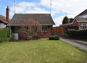 Thumbnail 2 bed bungalow to rent in Weddington Road, Nuneaton