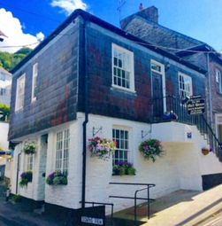 Thumbnail 5 bed cottage for sale in Fore Street, West Looe