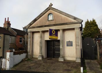 Thumbnail Commercial property for sale in The Chapel, 2 Hollingdean Street, Brighton, East Sussex