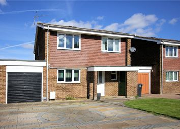 Thumbnail 4 bed detached house for sale in Goldsworth Park, Woking, Surrey