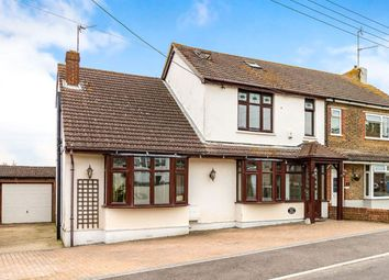Thumbnail 4 bed semi-detached house for sale in Parsonage Chase, Minster On Sea, Sheerness