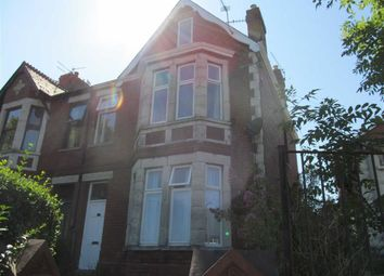 Thumbnail 2 bedroom flat to rent in Romilly Road, Barry, Vale Of Glamorgan