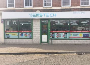 Thumbnail Retail premises for sale in Far Gosford Street, Coventry