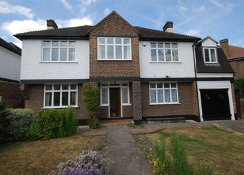Thumbnail 4 bed detached house to rent in Foxgrove Avenue, Beckenham, Kent