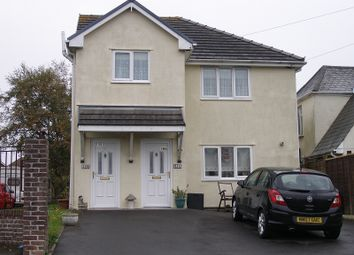 Thumbnail 2 bed property to rent in Rhoose Road, Rhoose, Barry