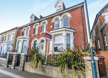 Thumbnail 5 bed semi-detached house for sale in Jersey Road, Rochester, Kent