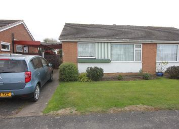 Thumbnail 2 bed semi-detached bungalow for sale in Falconers Green, Burbage, Hinckley