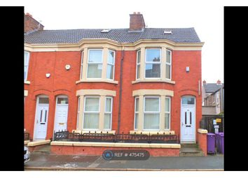 Thumbnail 4 bed terraced house to rent in Empress Road, Kensington, Liverpool