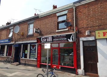 Thumbnail Retail premises for sale in Chester Street, Saltney, Chester