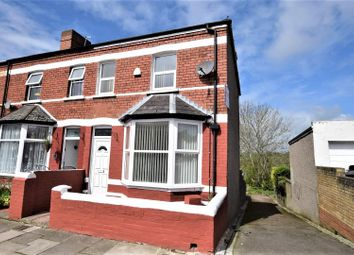 Thumbnail 3 bed end terrace house for sale in Salisbury Road, Barry