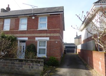 Thumbnail 3 bed semi-detached house for sale in Portman Road, Boscombe, Bournemouth