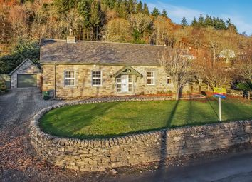 Thumbnail 4 bed detached house for sale in Kirklands, Weem, Aberfeldy