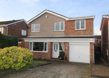 Thumbnail 5 bed detached house for sale in Torksey Close, Bessacarr, Doncaster