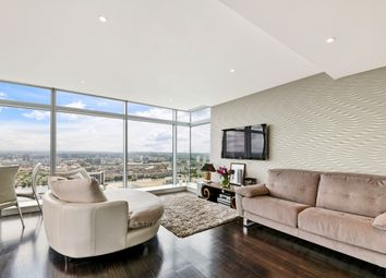 Thumbnail 2 bed flat for sale in East Tower, Pan Peninsula, Canary Wharf
