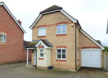 Thumbnail 3 bedroom detached house for sale in Grenadier Road, Haverhill