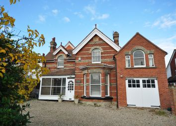 Thumbnail 5 bed detached house for sale in Harold Road, Frinton-On-Sea