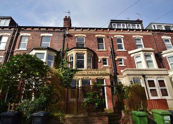 Thumbnail 3 bedroom terraced house to rent in Ravenscar Walk, Oakwood, Leeds