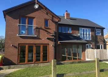 Thumbnail 4 bed semi-detached house for sale in Wigan Road, Aspull, Wigan