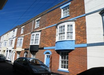 Thumbnail 4 bed terraced house to rent in Bath Street, Weymouth