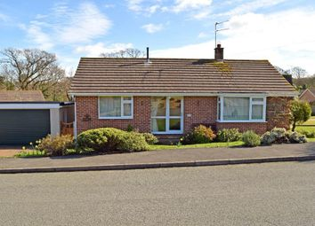 Thumbnail 2 bed detached bungalow for sale in Glynn Close, Seaview, Isle Of Wight