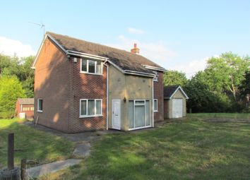Thumbnail Detached house for sale in Middle Road, Hardwick Wood, Chesterfield