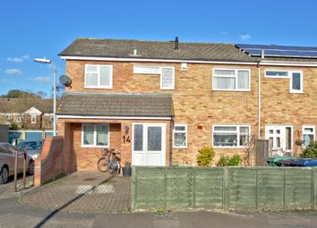 Thumbnail 4 bed end terrace house for sale in Beverley Way, Trumpington, Cambridge