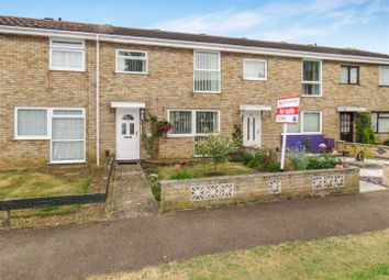 Thumbnail 3 bedroom terraced house for sale in Sandfields Road, Eynesbury, St. Neots