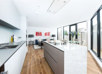 Thumbnail 2 bedroom flat for sale in Peloton Place, 408 Upper Richmond Road, Putney