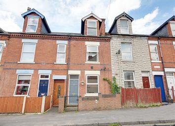 Thumbnail 3 bedroom terraced house for sale in Wilton Street, Old Basford, Nottingham