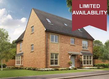 "Thumbnail 5 bedroom detached house for sale in ""Raby"" at Whitworth Park Drive, Houghton Le Spring"