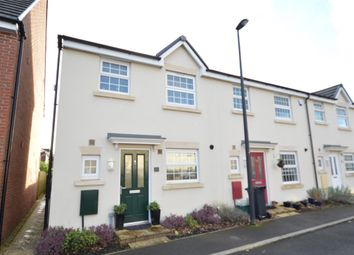 Thumbnail 3 bedroom end terrace house for sale in Normandy Drive, Yate, Bristol