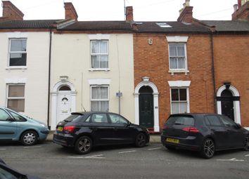 Thumbnail 3 bed terraced house for sale in Denmark Road, Abington, Northampton