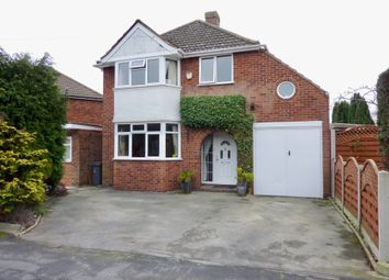 Thumbnail 3 bed detached house for sale in Salisbury Drive, Water Orton, Birmingham