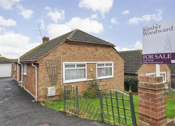 Thumbnail 3 bed detached bungalow for sale in Mill View Road, Herne, Herne Bay, Kent