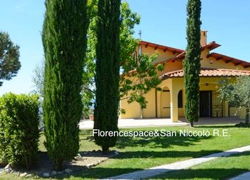 Thumbnail 6 bed villa for sale in Reggello, Florence, Tuscany, Italy