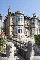 Thumbnail 5 bed end terrace house to rent in Crescent Gardens, Bath, Somerset