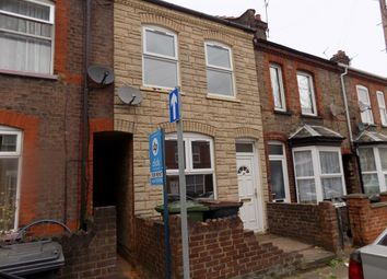 Thumbnail 2 bed terraced house to rent in Spencer Road, Luton