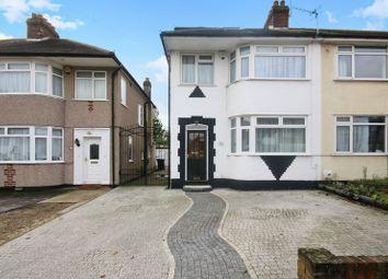 4 bed semi-detached house for sale in Alderney Gardens, Northolt UB5