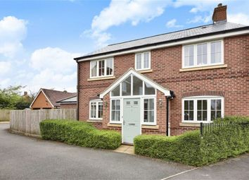 Thumbnail 5 bed detached house for sale in Newtons, Aldbourne Road, Baydon, Marlborough