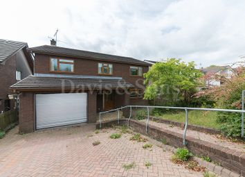 Thumbnail 4 bed detached house for sale in Pant Glas Court, Bassaleg, Newport, Newport.