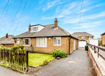 Thumbnail 2 bedroom semi-detached bungalow for sale in Warwick Avenue, Golcar, Huddersfield