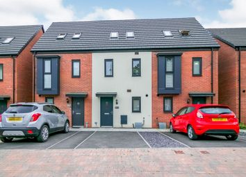 Thumbnail 3 bed terraced house for sale in Cei Tir Y Castell, Barry, Barry