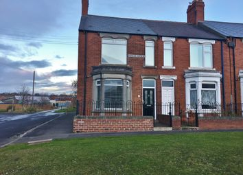 Thumbnail 3 bed end terrace house for sale in Morson Avenue, Crook