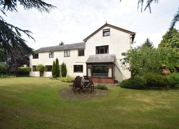 Thumbnail 5 bed detached house for sale in Wem Road, Northwood, Shrewsbury