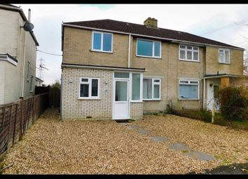 Thumbnail 3 bed semi-detached house for sale in Causeway Crescent, Southampton