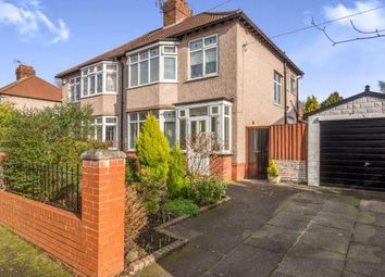 Thumbnail 3 bed semi-detached house for sale in Ingleholme Road, Liverpool, Merseyside, Uk