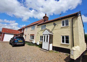 Thumbnail 2 bedroom cottage for sale in Bellrope Lane, Wymondham, Norfolk