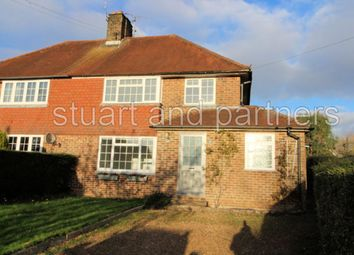 Thumbnail 3 bed property to rent in The Close, Ardingly